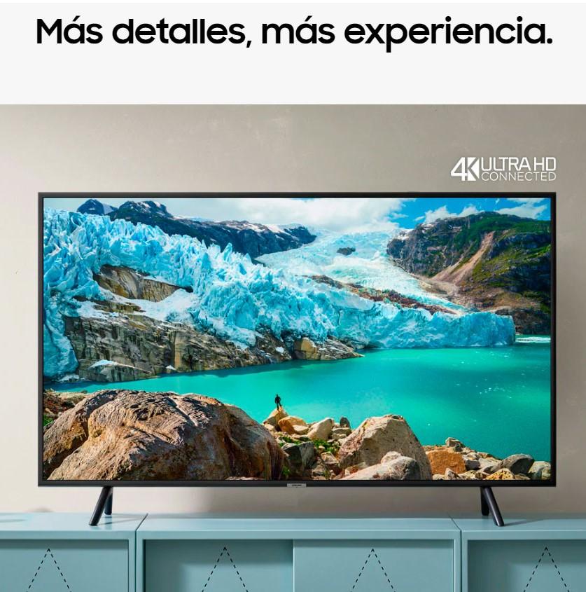 """Samsung UE55RU7172 55"""" Smart TV 4K LED HDR"""