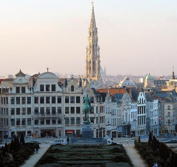 OCT/NOV Vuelos a Bruselas desde 24€