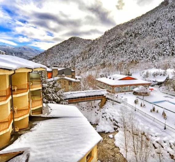 Noviembre Una semana en Andorra en hotel 4* por solo 95€ por persona