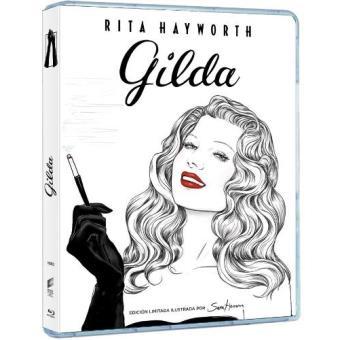 Gilda en Bluray Edición exclusiva FNAC