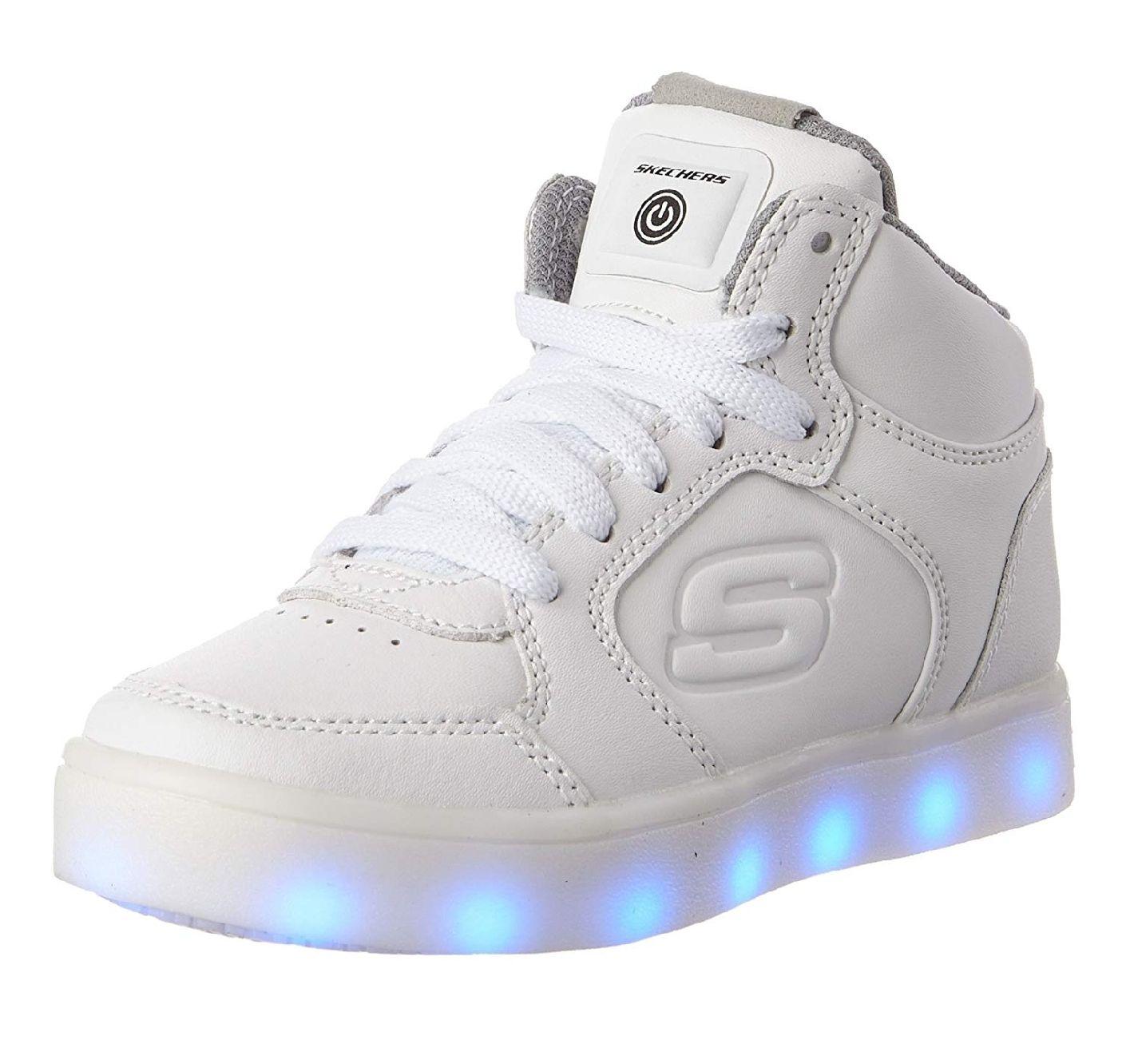 Skechers con luz para niñ@s