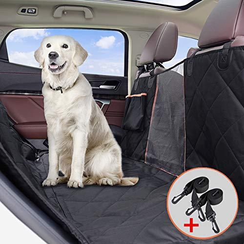 Funda asientos traseros del coche para el perrete.