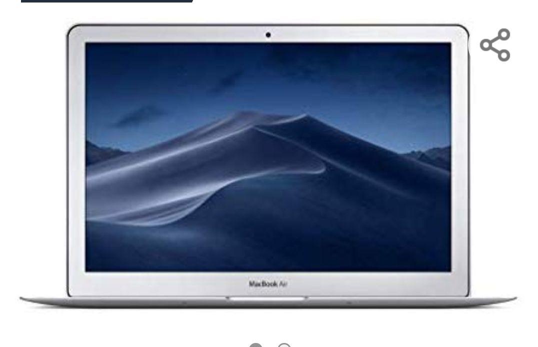 "Apple Macbook Air 13"" 128Gb"