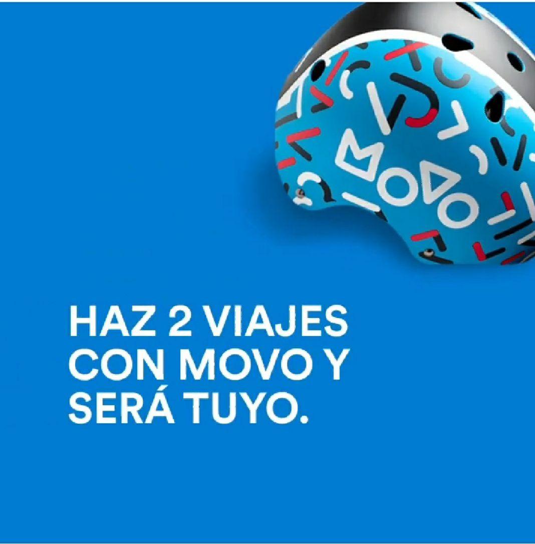 300 cascos para patinete GRATIS MoVo
