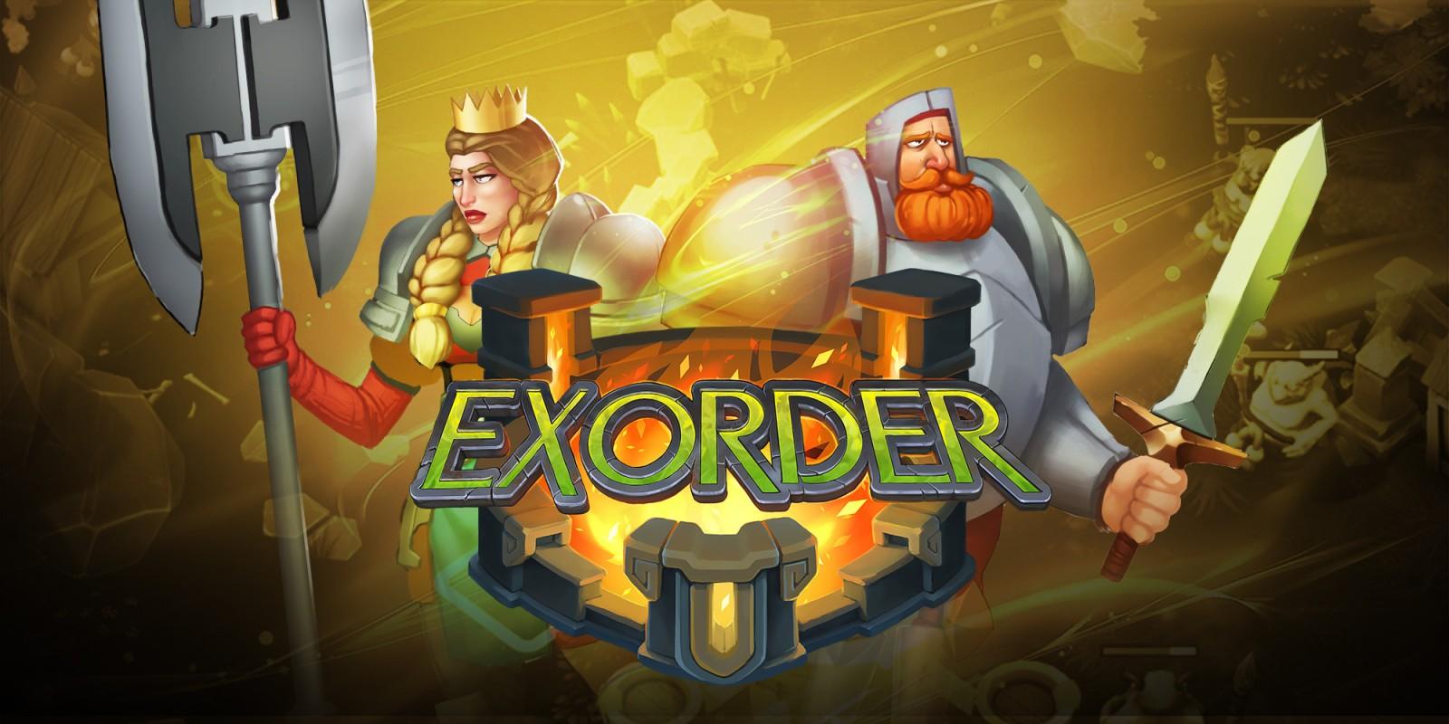 Exorder  - Nintendo Switch eShop