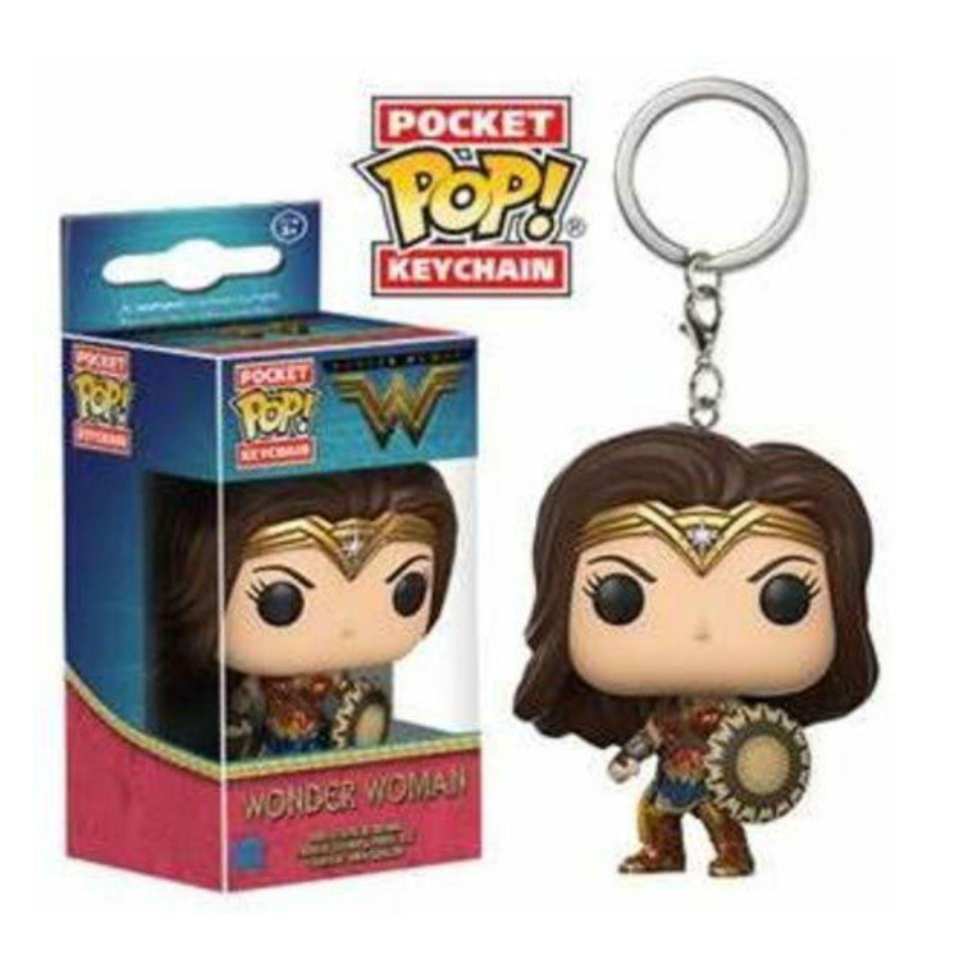 Pocket Pop de Funko Pop! Wonder Woman