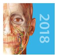 ANDROID e iOS: Atlas de anatomía humana 2018: el cuerpo en 3D