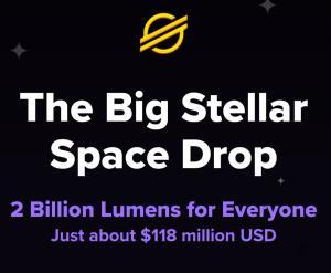 $20 al mes en Stellar GRATIS (Cuentas existentes en Github)