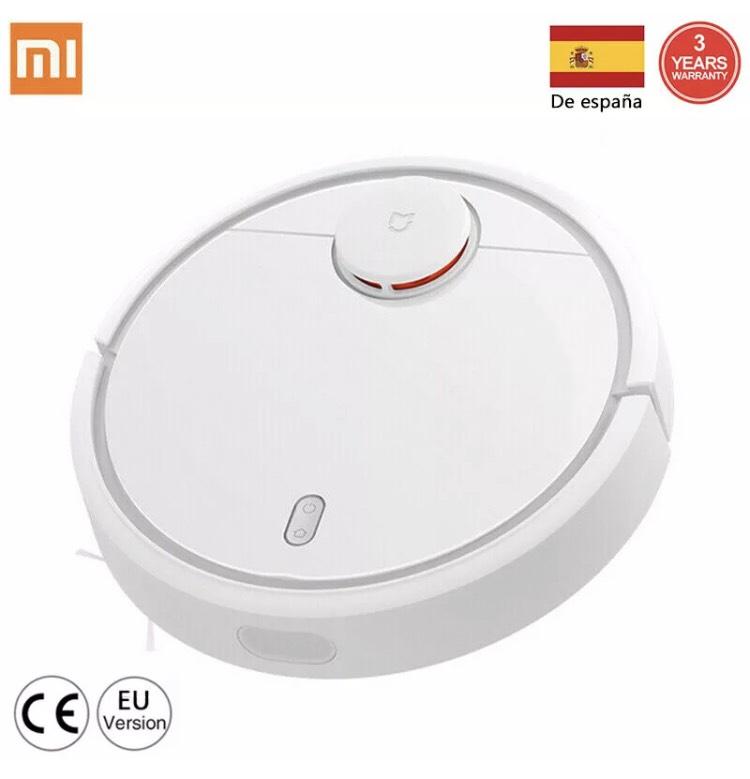 Xiaomi Vacuum desde España por 217,55€