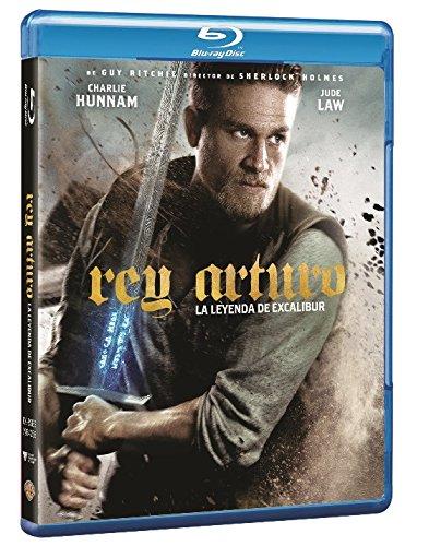 Rey Arturo Blu-ray