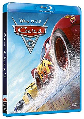 Cars 3, versión Blu-ray
