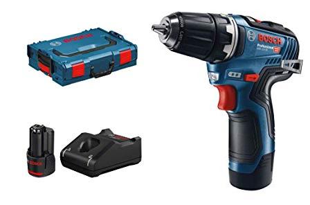Bosch Profesional Atornillador + Extras 156€