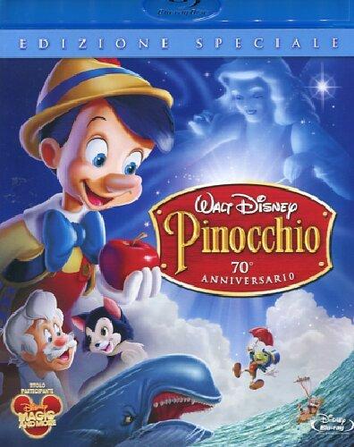 Pinocho Blu-Ray Edición Especial