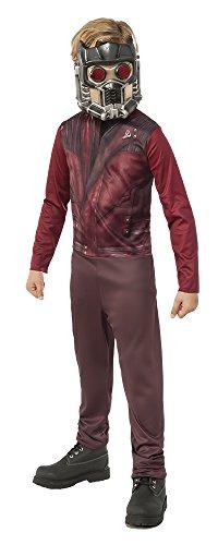 Guardianes de la Galaxia - Disfraz de Starlord para niños, infantil 3-4 años - Plus