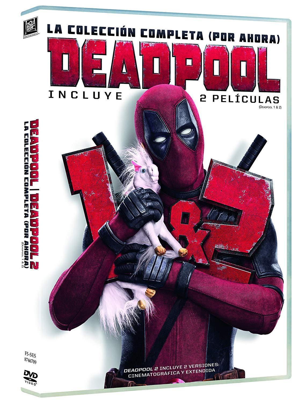 Deadpool 1 y 2 y mucho mas