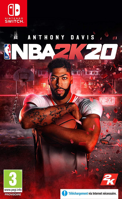 NBA 2K20 Nintendo Switch - [Importación francesa]