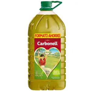 Aceite de oliva Virgen selección Almazara CARBONELL (AlCampo)