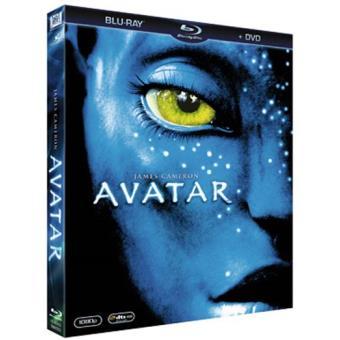AVATAR SEGUNDA MANO BLU RAY+DVD