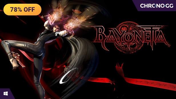 Bayonetta para Steam por 4,1€