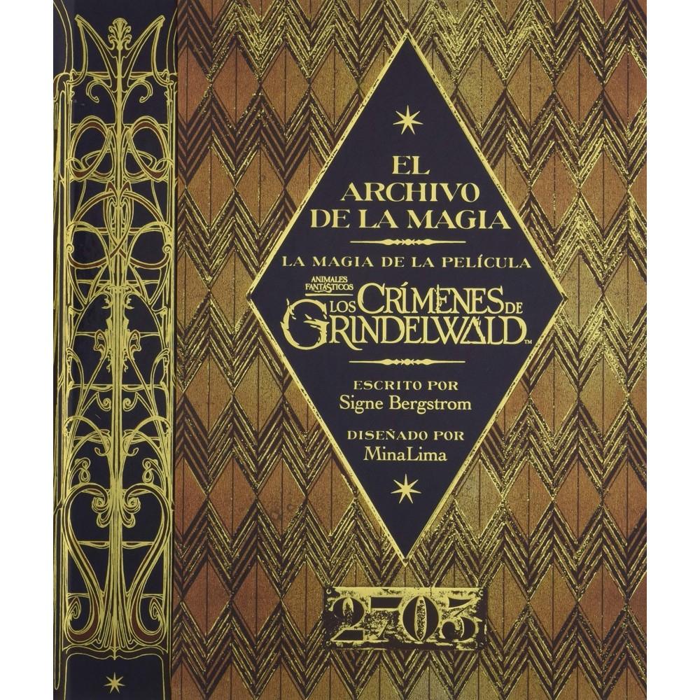 Libro Archivo De La Magia: La Magia De La PelículaREFERENCIA: 00045055 tapas duras