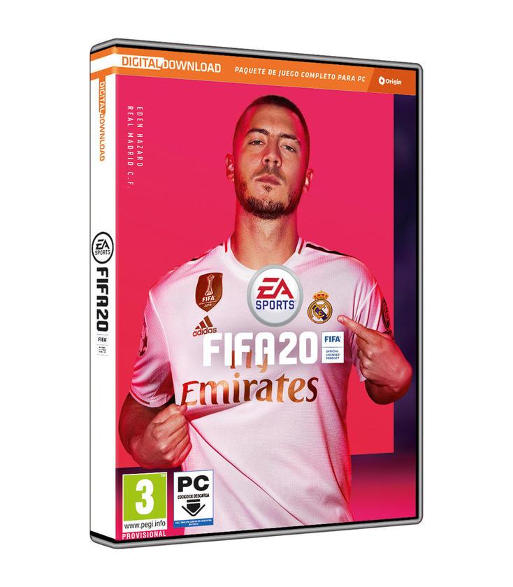 FIFA20 + EA ACCESS + 10H Juego Anticipado