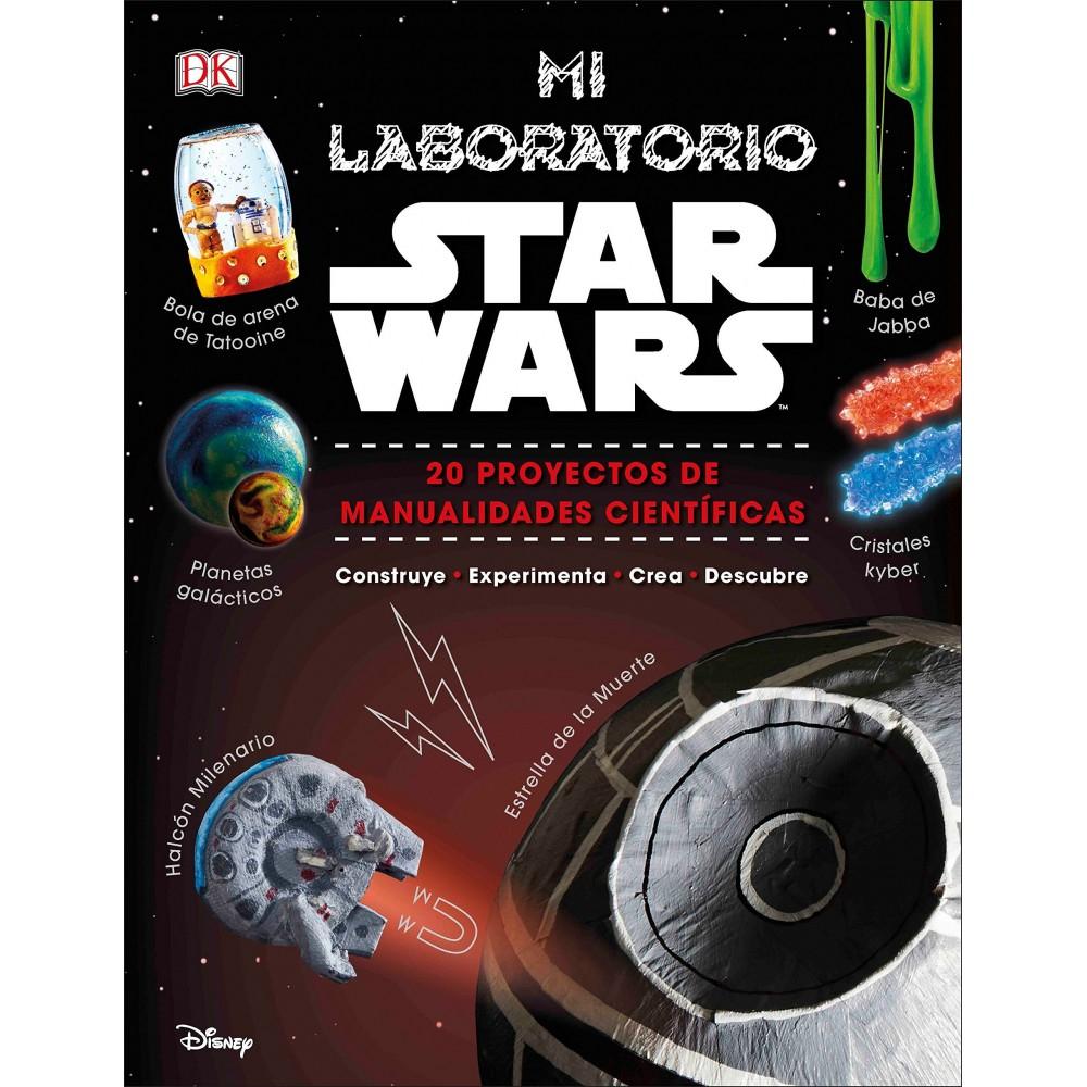 Libro Mi Laboratorio Star Wars: 20 Proyectos De Manualidades
