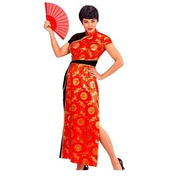 Disfraz vestido chino