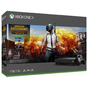 Xbox One X + PUBG