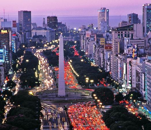 Enero Vuelos directos Barcelona - Buenos Aires
