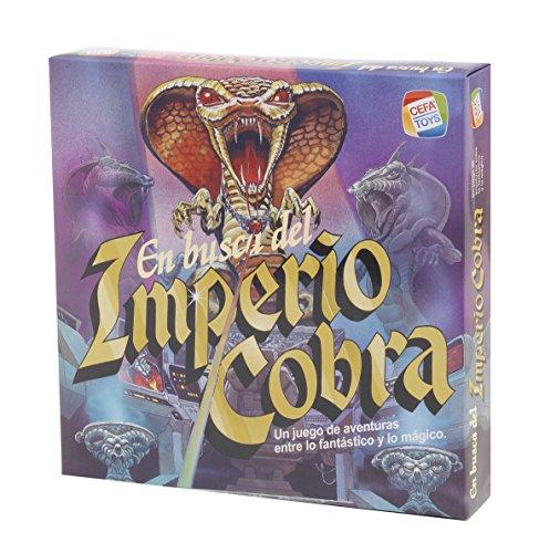 En Busca del Imperio Cobra