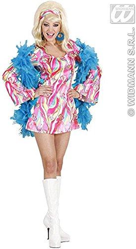 Traje 70s mod chick (vestido y cinta de la cabeza)
