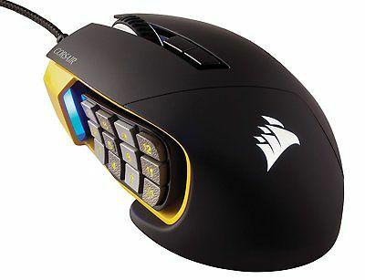 Ratón Corsair Scimitar pro RGB gaming