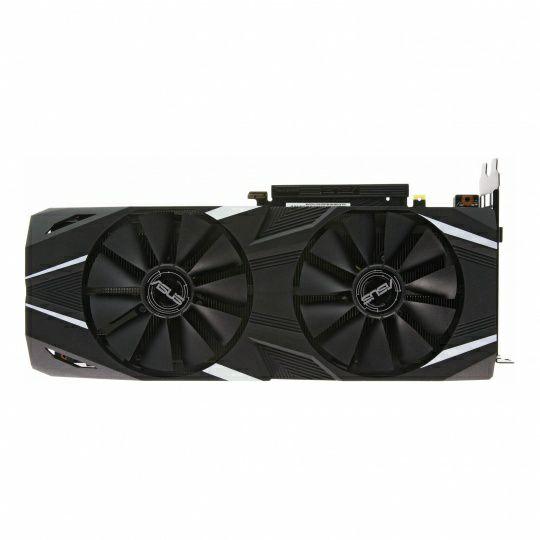 Asus Dual GeForce RTX 2080 OC
