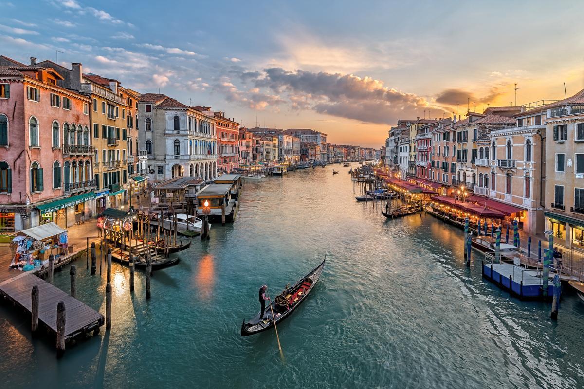 2 días en Venecia con Hotel+desayuno y vuelo incluidos