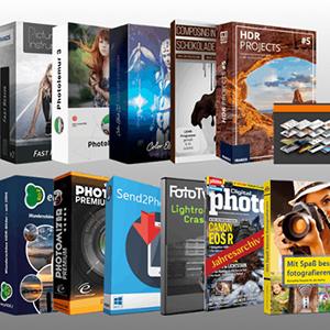 Pack 12 productos gratis - Fotografía  (4Gb)