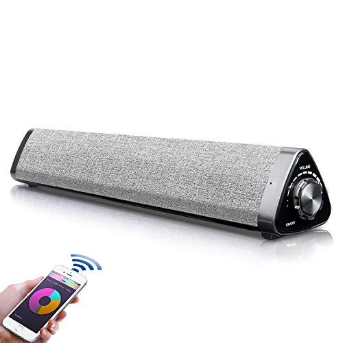 Fityou TV Barra de Sonido Bluetooth