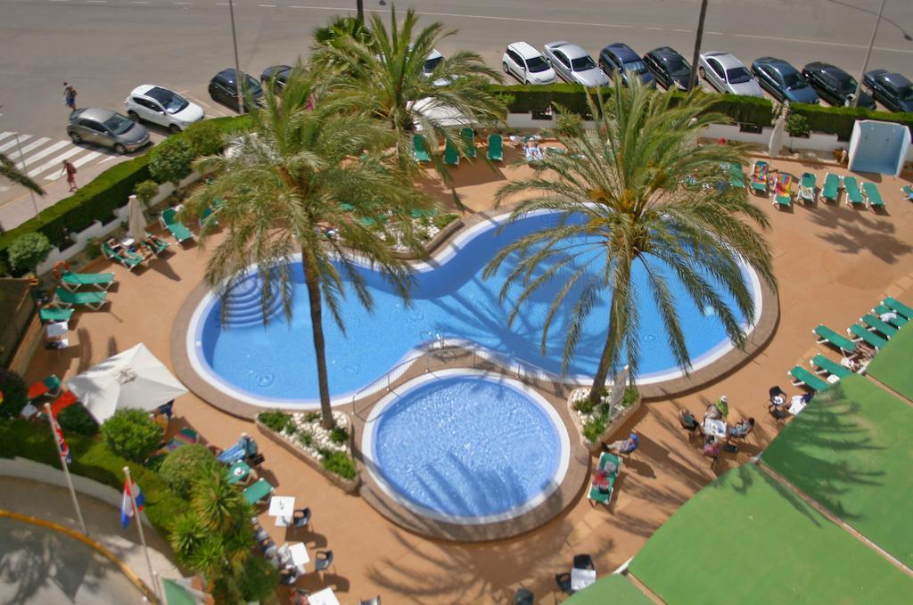 Hotel 3* Media Pensión en CALPE desde 38.34 pers/noche