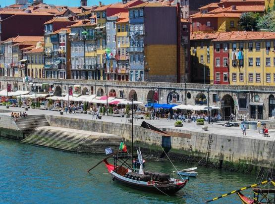 Noviembre 4 días en Oporto 115€/p= hotel con desayuno + vuelos desde Madrid