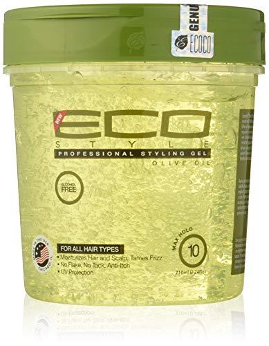 Gel de peinado profesional 710ml Eco Style