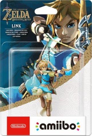 Amiibo Link Arquero (The Legend of Zelda) siempre agotado