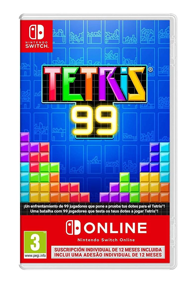 Reserva de Tetris 99 más suscripción 12 meses Nintendo Online en FNAC con doble premio?