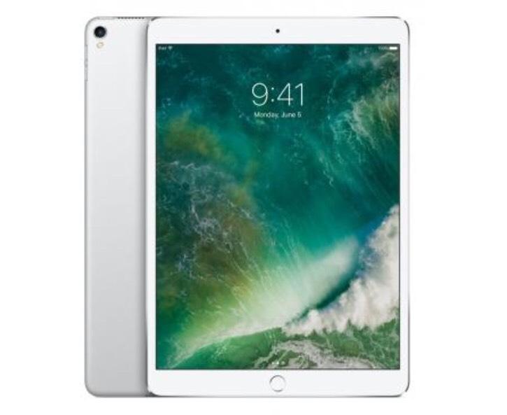 iPad Pro tablet A10X 64 GB Plata