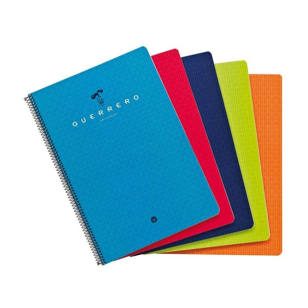 Unipapel Cuaderno Guerrero 80 Hojas