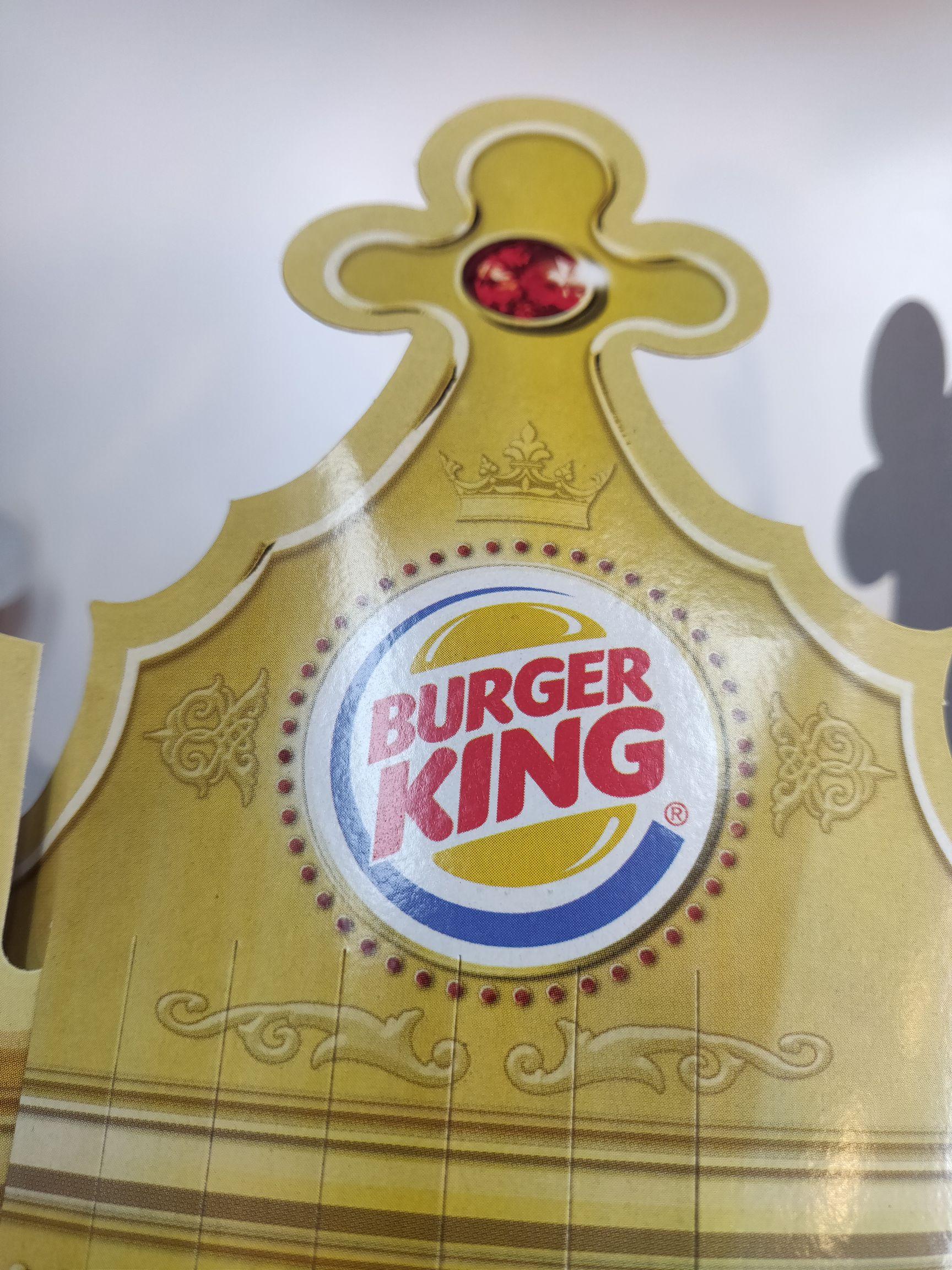 Nuevos cupones físicos Burger King