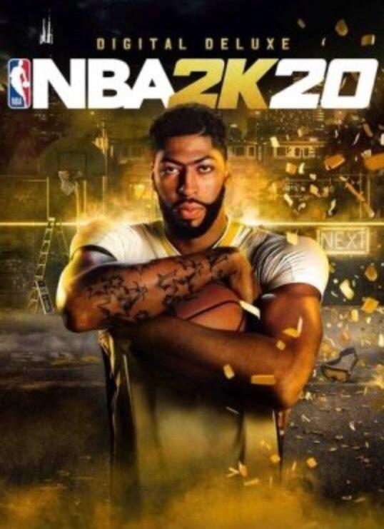 NBA 2K20 Deluxe Edition (Europe) [sólo Pc]
