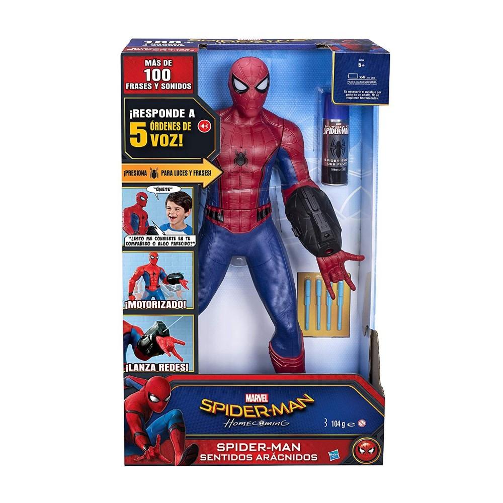Marvel Spider-Man Sentidos Arácnidos Reacondicionado.