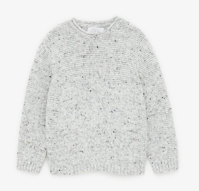 Jersey para niño Zara