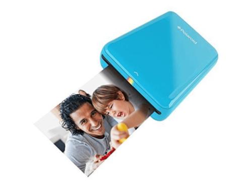 Impresora Fotográfica Polaroid Zip Mobile Azul
