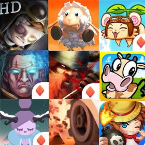 17 juegos gratis para IOS (Ipad, Iphone)