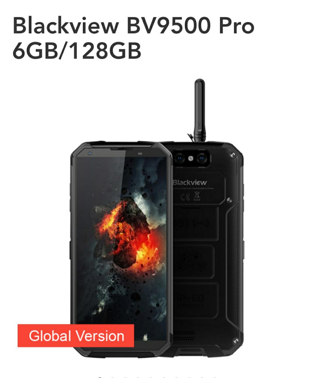 Blackview BV9500 Pro 6GB/128GB